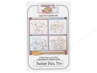 books & patterns: Cranberry Pie Designs Pantry Pals Too Embroidery Pattern