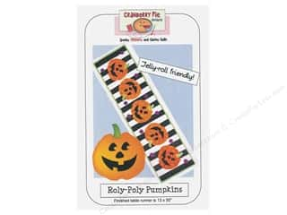 Cranberry Pie Designs Roly-Poly Pumpkins Pattern