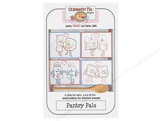 Cranberry Pie Designs Pantry Pals Embroidery Pattern