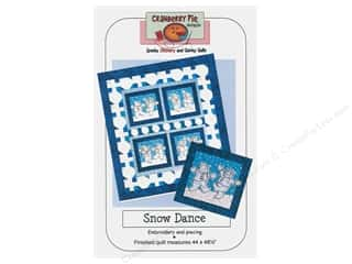Cranberry Pie Designs Snow Dance Pattern