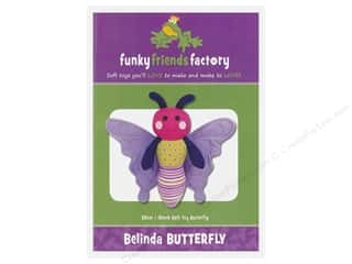Funky Friends Factory Belinda Butterfly Pattern