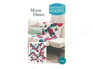 Clearance: Sew Kind Of Wonderful QCR Mini Moon Dance Pattern