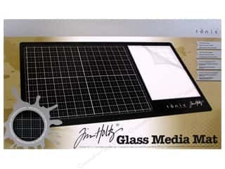 Tonic Studios Tim Holtz Glass Media Mat