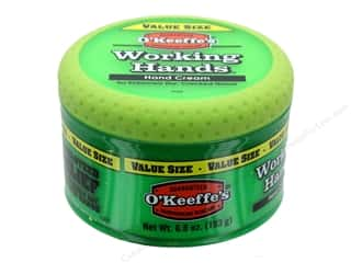 craft & hobbies: O'Keefe's Working Hands Hand Cream 6.8 oz