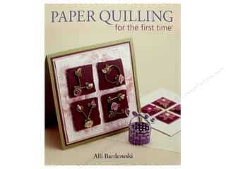 Lark Paper Quilling For The First Time Book