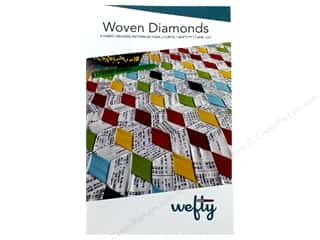 Wefty Woven Diamonds Pattern