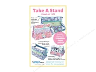 By Annie Take A Stand Pattern