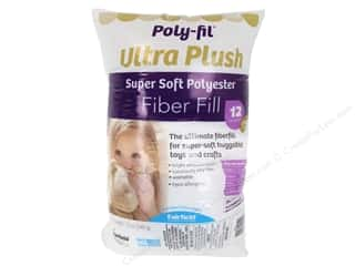 Fairfield Fiber Poly Fil Ultra Plush 12 oz