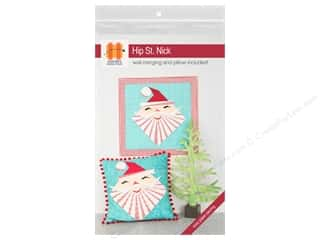 Hunter's Design Studio Hip St Nick Pattern