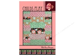 books & patterns: Villa Rosa Designs Childs Play Pattern