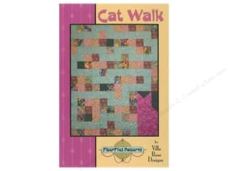 books & patterns: Villa Rosa Designs FiberFlies Cat Walk Pattern