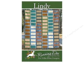 books & patterns: Villa Rosa Designs Running Doe Lindy Pattern