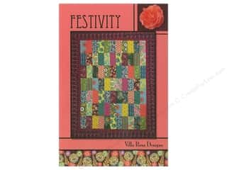 books & patterns: Villa Rosa Designs Festivity Pattern