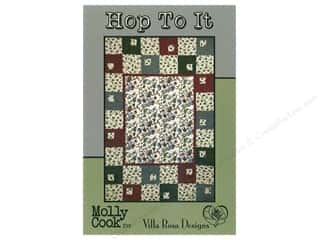 books & patterns: Villa Rosa Designs Molly Cook Hop To It Pattern
