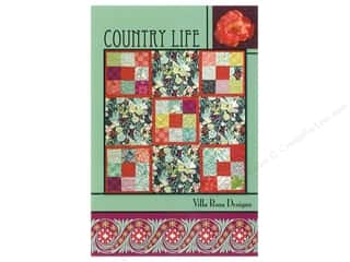books & patterns: Villa Rosa Designs Country Life Pattern