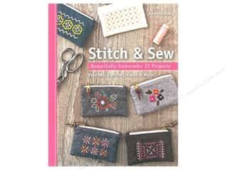 yarn & needlework: Stash By C&T Books Stitch & Sew Book