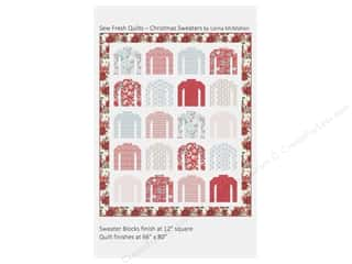 books & patterns: Sew Fresh Quilts Christmas Sweaters Pattern