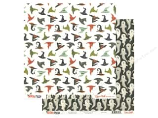 Echo Park Collection Hocus Pocus Paper 12 in. x 12 in. Halloween Hats (25 pieces)
