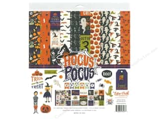 Echo Park Collection Hocus Pocus Collection Kit  12 in. x 12 in.