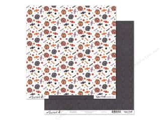 Echo Park Collection Bewitched Paper 12 in. x 12 in. Trick Or Treat (25 pieces)
