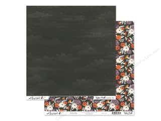 Echo Park Collection Bewitched Paper 12 in. x 12 in. Spooky Night