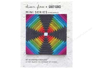 books & patterns: Alison Glass/Guicy Giuce Mini Pineapple Pattern