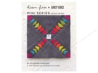 books & patterns: Alison Glass/Guicy Giuce Mini Criss Cross Pattern