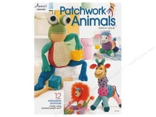 Annie's Patchwork Animals Book