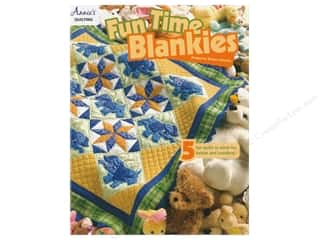 Annie's Fun Time Blankies Book