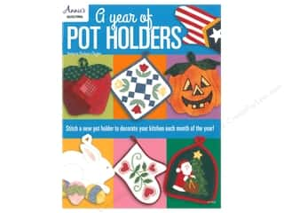 Annie's A Year Of Pot Holders Book