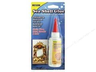 glues, adhesives & tapes: Beacon Glue Sea Shell 2 oz
