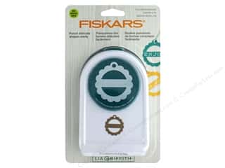 Fiskars Punch Lia Griffith Tag