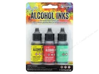 Alcohol Ink: Ranger Tim Holtz Alcohol Ink Set Key West