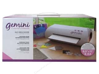 scrapbooking & paper crafts: Crafter's Companion Gemini Cut & Emboss Machine