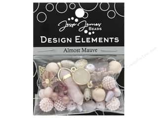 Jesse James Inspirations: Jesse James Bead Design Element Almost Mauve