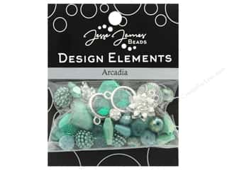 beading & jewelry making supplies: Jesse James Bead Design Element Arcadia