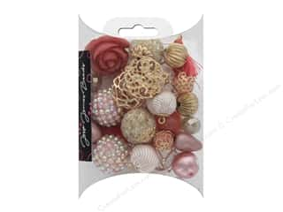 craft & hobbies: Jesse James Bead Inspiration Blooming Dahlia