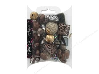 beading & jewelry making supplies: Jesse James Bead Inspiration Emperador