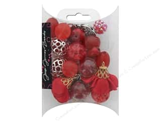 beading & jewelry making supplies: Jesse James Bead Inspiration Cherry Tomato
