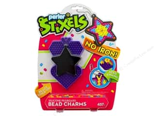 craft & hobbies: Perler Stixels Bead Charm Kit 450 pc Fun Charms