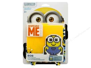 beading & jewelry making supplies: Perler Fused Bead Kit 1000 pc Minions Despicable Me 3