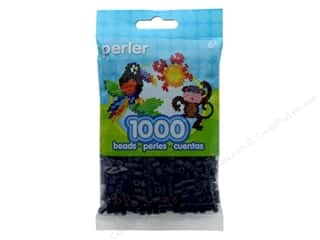beading & jewelry making supplies: Perler Beads 1000 pc. Midnight