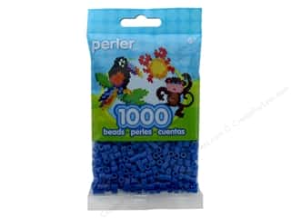 beading & jewelry making supplies: Perler Beads 1000 pc. Cobalt