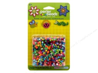 beading & jewelry making supplies: Perler Fused Bead Package 2000 pc Multi Mix