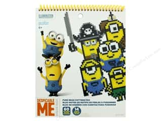 Perler Fused Bead Pattern Pad Minions Despicable Me 3