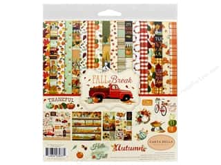 Carta Bella Fall Break Kit 12 in. x 12 in.