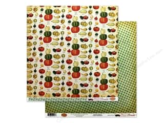 Carta Bella Fall Break Paper 12 in. x 12 in. Gourd Variety (25 pieces)