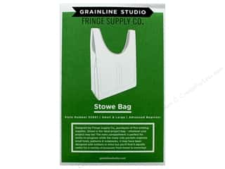 GrainLine Studio Stowe Bag Pattern
