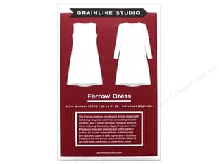 GrainLine Studio Farrow Dress Pattern