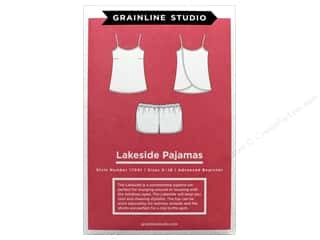 GrainLine Studio Lakeside Pajamas Pattern